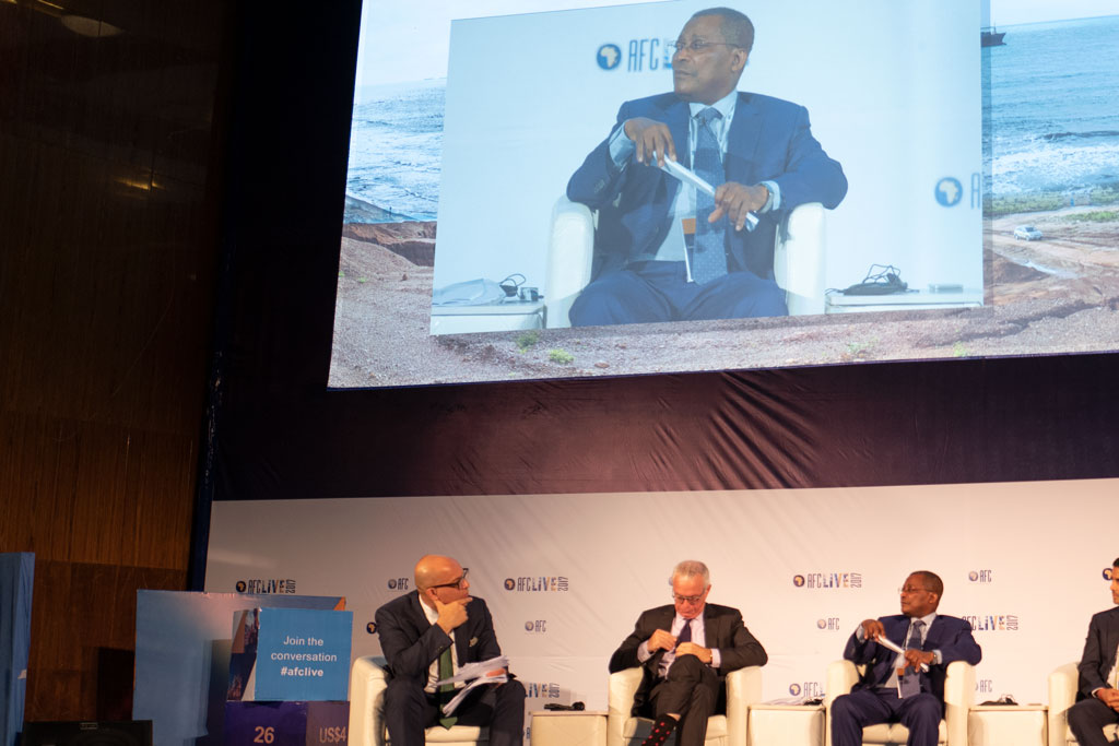 Le président du Groupe Petrolin paneliste à l'AFC 2018