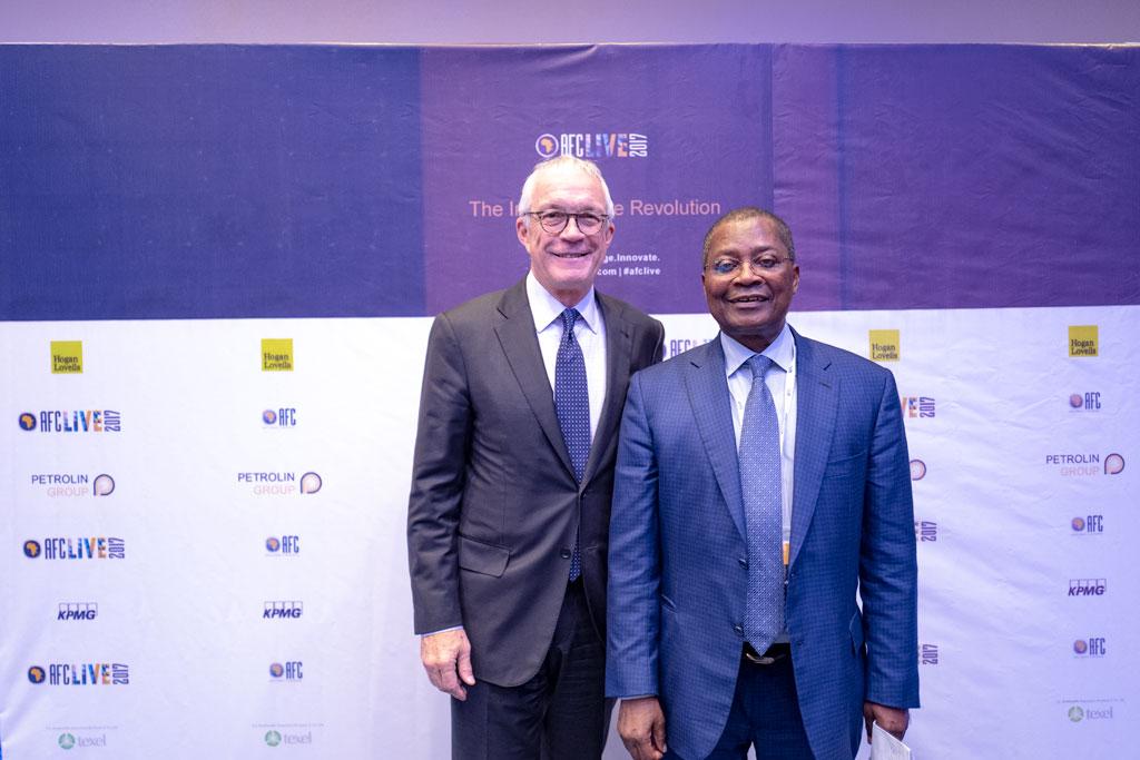 Les présidents de Petrolin et GE Africa panelistes de l'AFC 2018