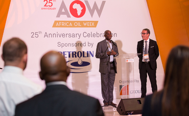 Petrolin Group, exclusive sponsor of the AOW 25th Anniversary